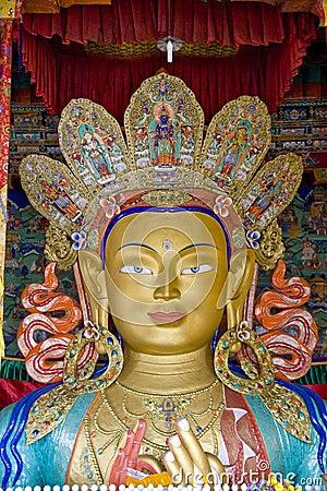 Buddha futuro Imagem de Stock Royalty Free - Imagem: 11106866