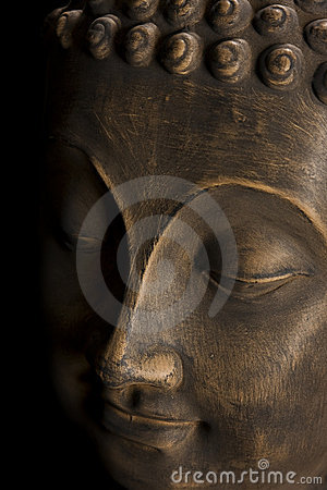 Free Buddha Head Royalty Free Stock Photos - 13496548