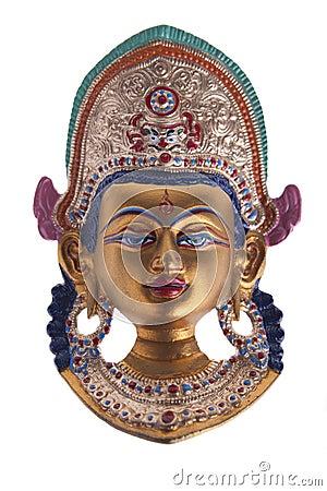 Buddha Head.
