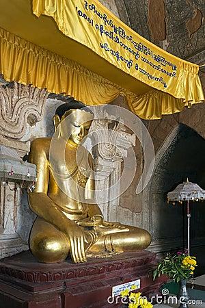 Shwegugyi Buddha - Bagan - Myanmar (Burma)