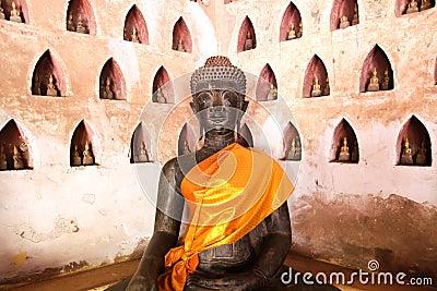 Buddha Image at Wat Si Saket