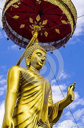 Free Buddha In Thailand Stock Images - 42449264