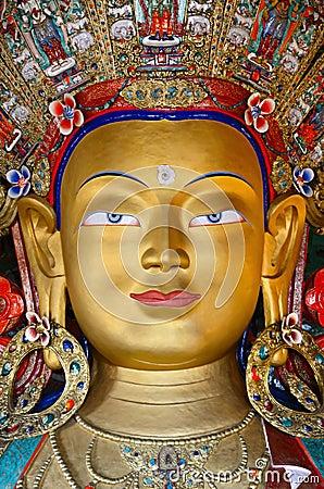 Buddha s Face