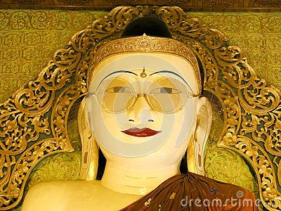 Buddha spectacles -Myanmar