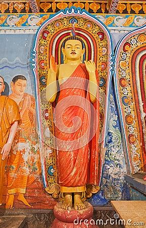 Buddha statue