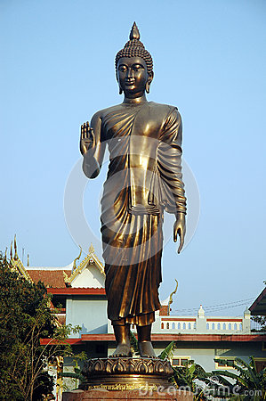 Buddha Statue Editorial Photography