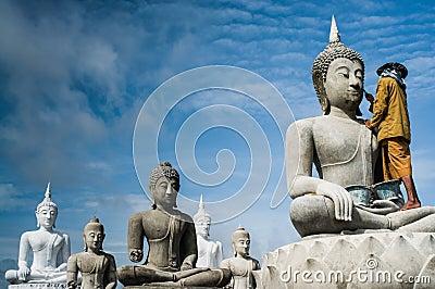 Buddha Statue Editorial Image