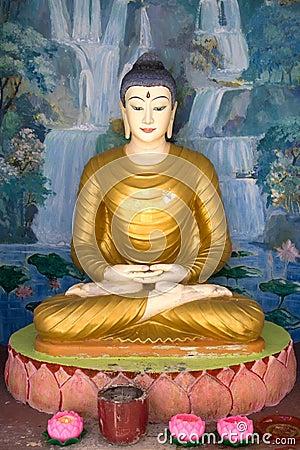 Free Buddha Statue Stock Images - 7598974