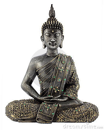 Free Buddha Statue Royalty Free Stock Images - 9309599
