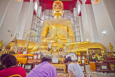 Buddha Statue Editorial Stock Image