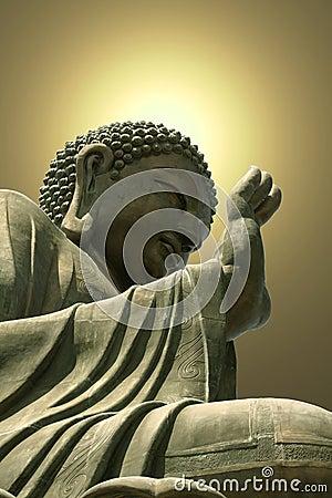 Free Buddha Statue Meditation Royalty Free Stock Photos - 14458278