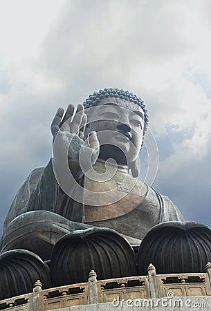 Buddha Statue Tian Tian, Hong Kong