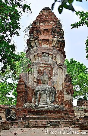 Buddha Statue, Ayutthaya