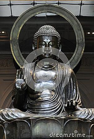 Free Buddha Status Royalty Free Stock Photography - 11075917
