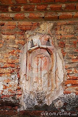 buddha stucco