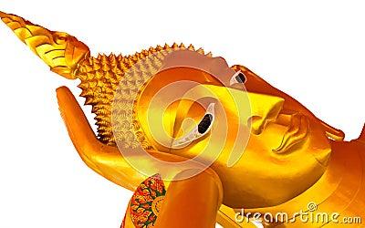 Buddha in Thailand.