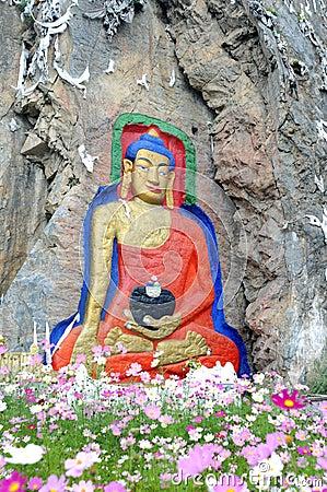 Buddha,Tibet