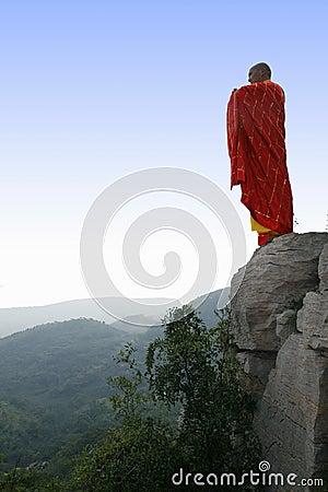 Buddha voice..