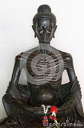 Buddha in wat benchamabophit, bangkok