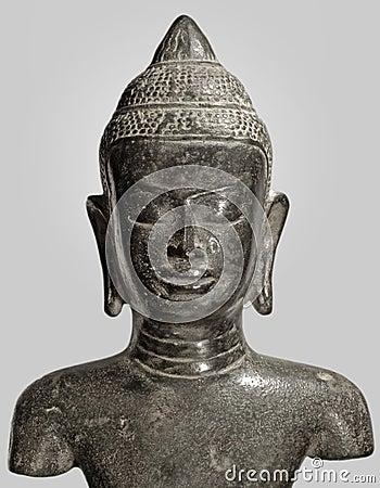 Buddha zen statue