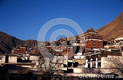 Buddhism monastery