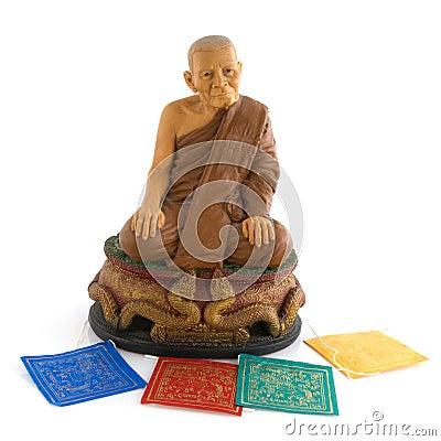 Buddhism monk