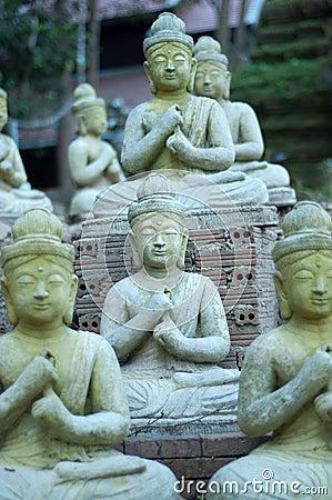 Buddhism thailand