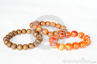 Buddhist beads