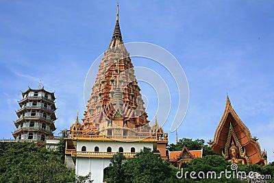 Buddhist Building Landscape