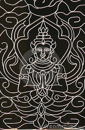 Free Buddhist Design Stock Images - 2584824