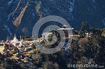 Buddhist Monastery 1