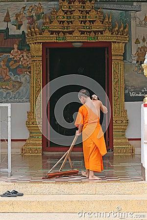 Free Buddhist Monk Royalty Free Stock Photo - 2228005