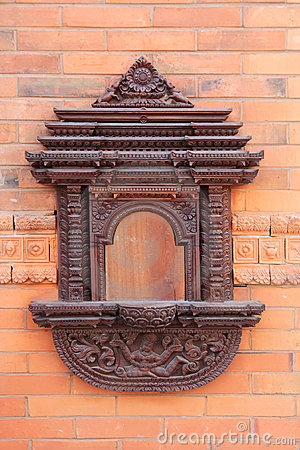 Buddhist niches