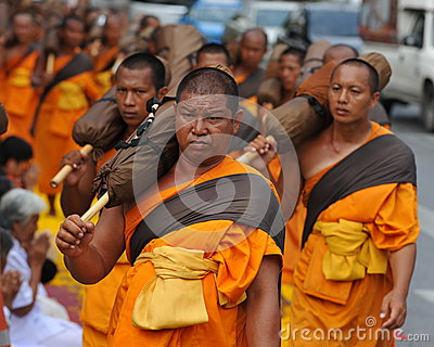 Buddhist Pilgrimage Stock Images - Image: 28853874