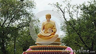 Buddhist Pilgrimage Editorial Stock Image
