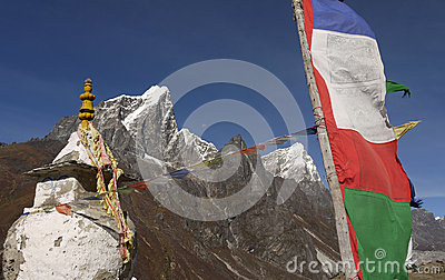 Buddhist sacred place