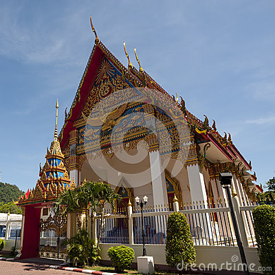 Free Buddhist Temple Royalty Free Stock Photo - 65225605
