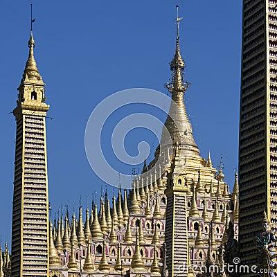 Thambuddhei Paya - Monywa - Myanmar (Burma)