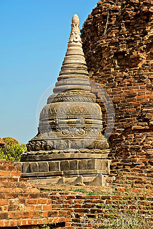 Buddhist temple discovered
