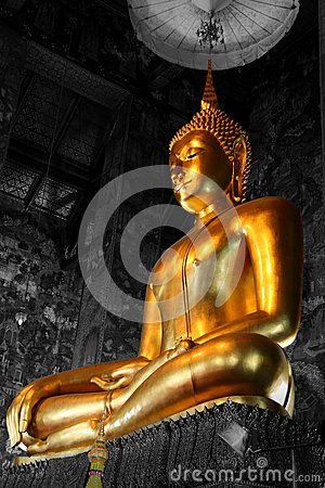 Free Buddhist Temple In Thailand. Buddha Royalty Free Stock Images - 29407259