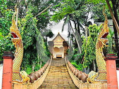 Buddhist temple named Wat Doi Ngam Muang