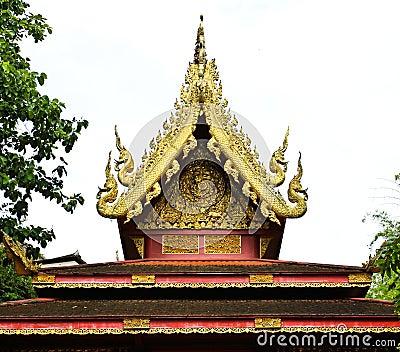 Buddhist temple named Wat Phra Kaew