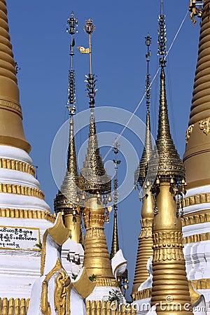 Buddhist temple - Taunggyi - Myanmar (Burma)