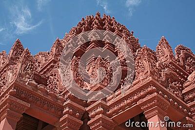 Buddhist Wat Cambodia