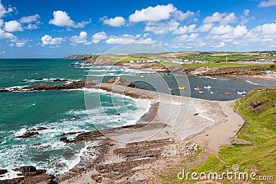 Bude Cornwall England