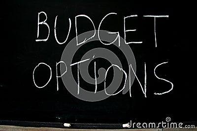 Budżetuje opcje