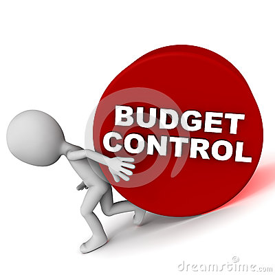 Free Budget Control Royalty Free Stock Image - 33215256