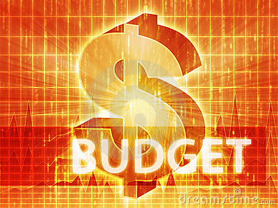 Budget Finance illustration