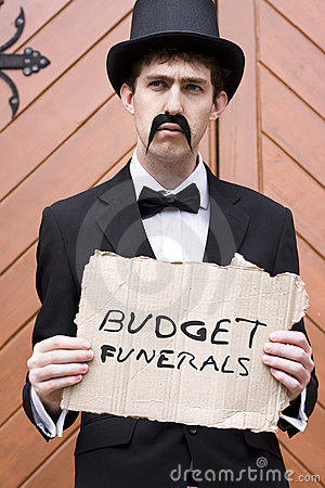 Free Budget Funerals Royalty Free Stock Image - 16410596