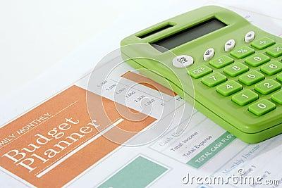 budget planner calculator